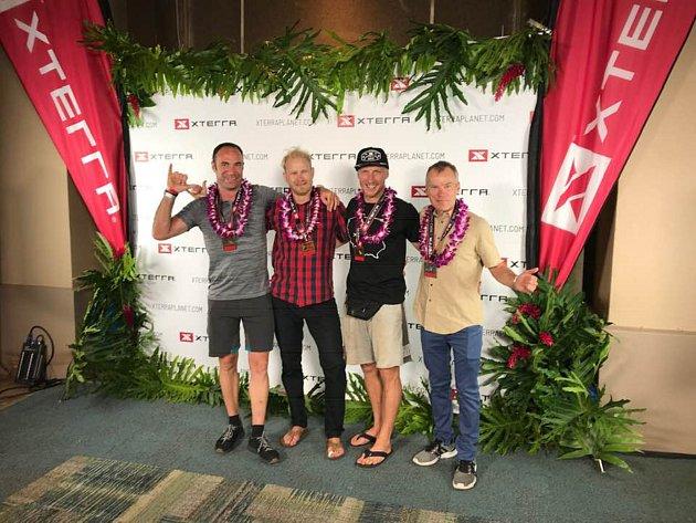 Našim závodníkům se na Maui dařilo.