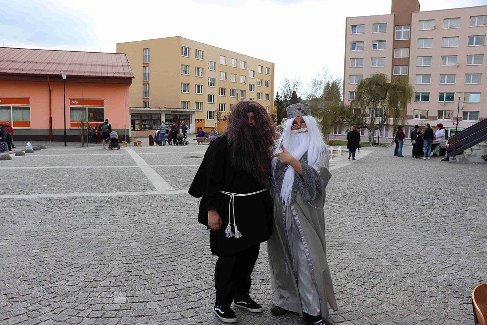 Volarské řádění čarodějnic.