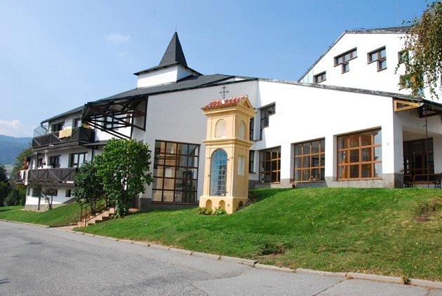 Dům s pečovatelskou službou Skalka v Prachaticích.
