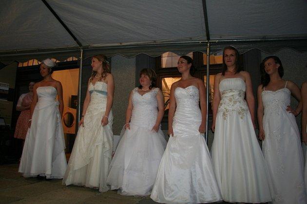Svatební muzejní noc v Prachaticích.