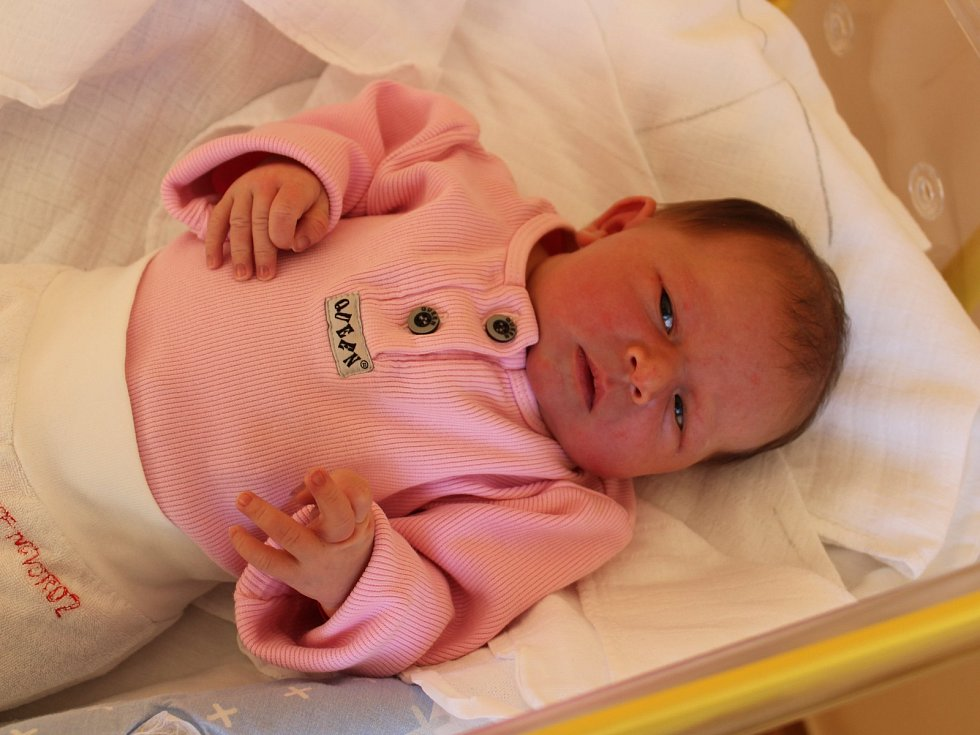Třicet pět minut před půlnocí v sobotu 27. ledna se v prachatické porodnici narodila Ella Friedbergerová. Vážila 4150 gramů. Manželé Michaela a Jiří jsou z Prachatic, kde se na malou sestřičku těšil také dvouletý bráška Jiřík.