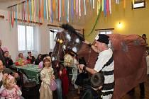 Karneval Na Kovárně se vydařil.