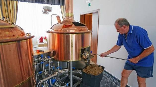 Z volarského piva bude pivovice.