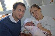 Anna Skřivanová zPrachatic. Prvorozená dcera Veroniky Hněvsové a Vojtěcha Skřivana se narodila 17. 10. 2018 ve 3.46 hodin, při narození vážila 2600 g a měřila 45 cm.