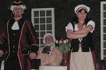 Netoličtí ochotníci mají několik let svou domovskou scénu v zahradě zámku Kratochvíle. Divadlo, které je v Netolicích, není v nejlepším stavu a jen s velkými obtížemi se zde pořádala představení v zimních měsících.