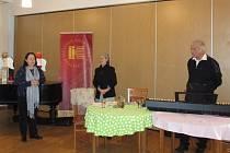 Zpíváme si s Masarykem se jmenoval pořad Městské knihovny v Prachaticích.