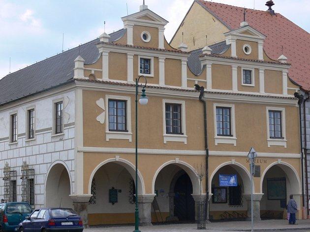 Netolice, Muzeum JUDr. Otakara Kudrny. Ilustrační foto