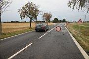 Obchvat Němčic je hotový. V pátek 31. srpna na končí objížďka na České Budějovice.
