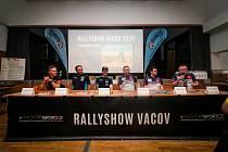 Hosté loňského ročníku Rallyshow Vacov. Letos je akce zrušena a pořadatelé chystají akci na rok 2022.