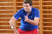 Dalšími zápasy pokračovaly okresní soutěže stolních tenistů. Ilustrační foto.