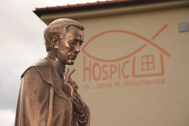 Hospic sv. Jana N. Neumanna v Prachaticích, ilustrační foto.