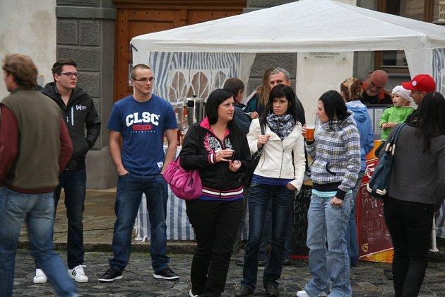 Fanoušci skupiny Hera Rock.