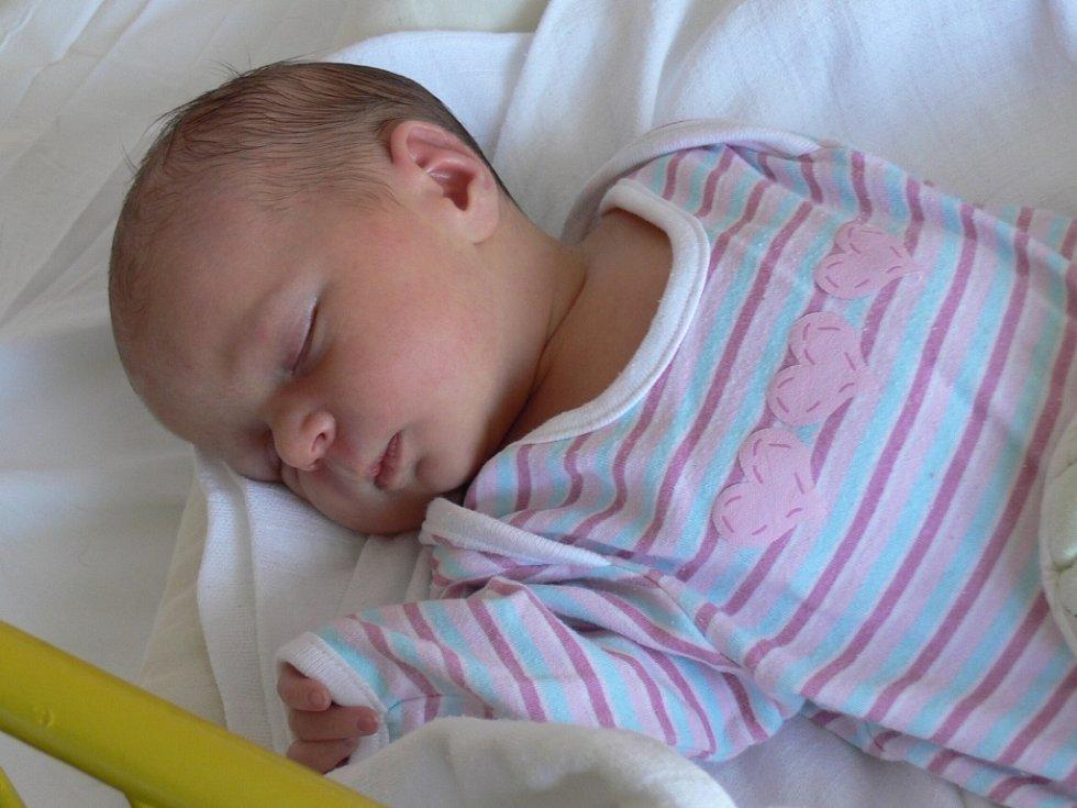 Markéta Konrádová se v prachatické porodnici narodila v sobotu 8. září v 10.20 hodin. Vážila 3,25 kilogramu a měřila 48 centimetrů. Rodiče Petra a Jiří jsou ze Stögrovy Huti u Volar. Doma na sestřičku čekal pětiletý bráška Matěj.
