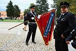 Hasiči ve Vlachově Březí slavili výročí sboru.