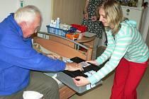 Volili také pacienti v Hospicu Jana N. Neumanna