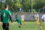 Fotbalová příprava: Lažiště - Junior Strakonice 2:5.