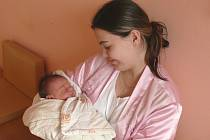 Sebastian Alexandr Ira se v prachatické porodnici narodil v úterý 16. prosince v 4.10 hodin. Vážil 3320 gramů. Rodiče Jana a Alexandr jsou z Vimperk. Na brášku netrpělivě čekala sestřička Anička (4 roky).