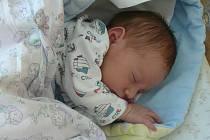 Václav Kletečka se v prachatické porodnici narodil v pátek 7. srpna v 5.40 hodin. Vážil 3430 gramů. Rodiče Pavla a Václav jsou z Husince. Na brášku se těšila šestiletá sestřička Sára.