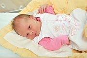 Žofie PERSKÁ, Horská Kvilda. Narodila se 20. listopadu ve 12.40 hodin, vážila 3280 gramů. Rodiče: Lenka a Lukáš.
