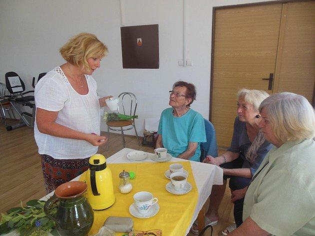 Účastníci terapie v Prachaticích si vyladili tělo i duši na léto.