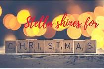 Stella shines for Christmas