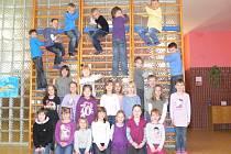 Deset dětí začne v září navštěvovat montessori třídu při ZŠ Národní v Prachaticích.