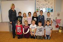 První třída v ZŠ Vacov