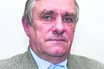 Pavel Fencl, historik, emeritní ředitel Prachatického muzea