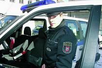 POMÁHAJÍ. Práce strážníků městské policie není jen o pokutování, dokáží často i pomoci.  Ilustrační foto.