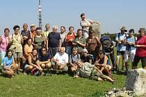 Turisté navštívili nejen Českou republiku, na zajímavých místech byli i v zahraničí