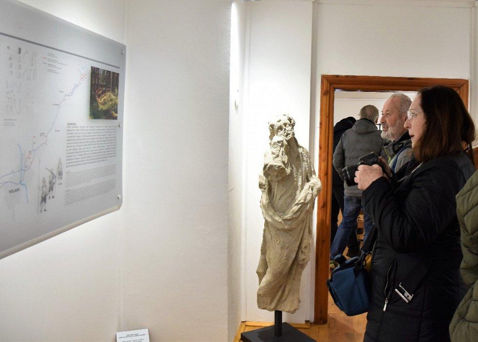 Tvůrci internetové encyklopedie Wikipedie se sjeli do Volar, aby po celý víkend tvořili stránky týkající se jak města samotného, tak věcí s ním spojeným. Foto: Jaroslav Pulkrábek