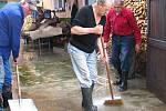 Voda 2009 - Strunkovice nad Blanicí