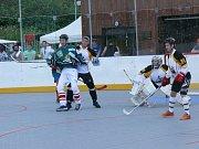 Prachatický hokejbalový oddíl Horalové uspořádal minulý týden již šestý letní turnaj pod názvem Highlanders cup.