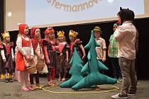 K 50 výročí založení mateřské školy Klostermannova ve Vimperku se sešli při slavnostním setkání současní i bývalí zaměstnanci školy.