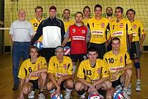 Vítězové volejbalového KP I z Netolic.