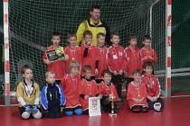 Mladí hráči Vimperka obhájili vítězství na SKP.