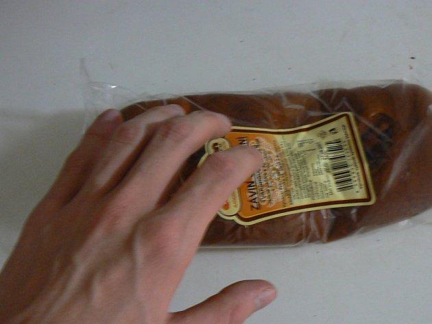 Mladá žena se pokoušela ukrást zboží v hodnotě pětatřicet korun. Ilustrační foto.