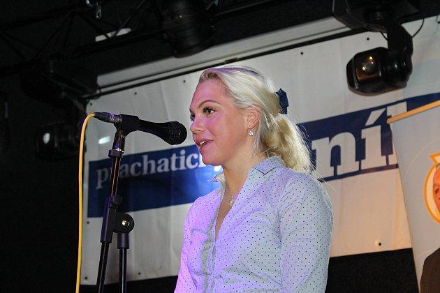 1. místo - Barbora Havlíčková