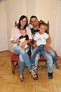 Daniel Prokop se narodil 16. dubna rodičům Zuzaně a Petrovi Prokopovým.