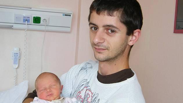 Tereza Švecová se narodila v prachatické porodnici 18. června 2010 ve 11.50 hodin, vážila 2670 gramů a měřila 46 centimetrů. Své první miminko si domů do Vitějovic odvezou rodiče Hana Švecová a Michal Hubička.
