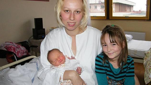 Filip Slivarich se narodil v prachatické porodnici 5. října 2010 v 18.10 hodin. Chlapeček vážil 2900 gramů a měřil 48 centimetrů. Rodiče Andrea a Vojta jsou z Prachatic. Vyfotit se s malým bratrancem nechala i pětiletá sestřenice Verunka.