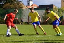 Fotbalová I.A třída: Netolice - Vimperk 0:0.