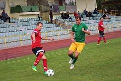 Prachatický Tatran rozstřílel soupeře z Větřní vysoko 7:0.