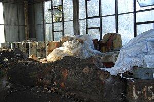 Sanace areálu bývalého Agrochemického podniku