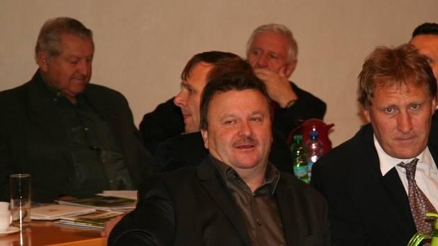 Setkání podnikatelů Prachaticka.