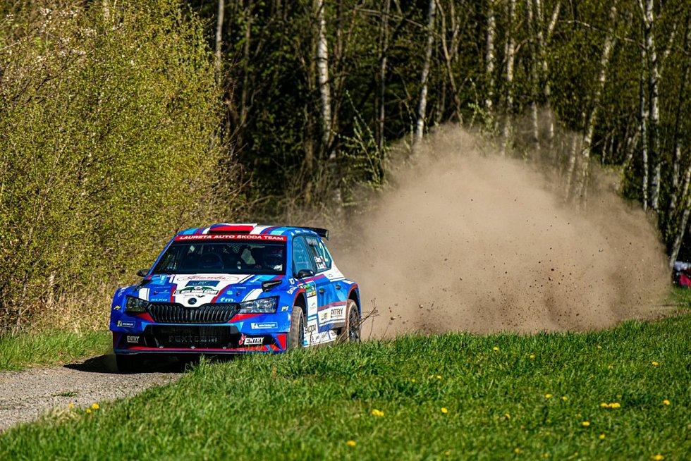 55. ročník Rallye Šumava Klatovy je již historií.