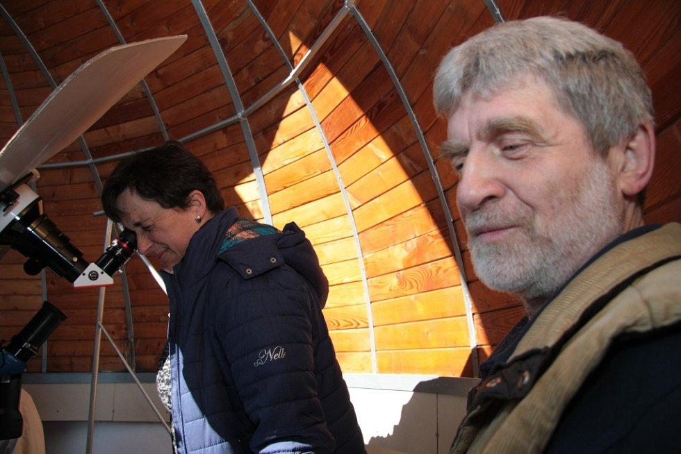 Ludvík Friedberger by všechna zatmění Slunce nebo Měsíce, která pozoroval ze své hvězdárny, už ani nespočítal.