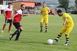 Fotbalová příprava: Lhenice - Křemže 2:1.