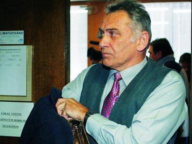 Jaroslav Šiman čelí soudu