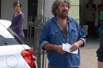 Zdeněk Troška se svým štábem natáčel novou komedii Babovřesky i v Netolicích.